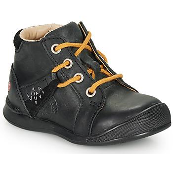 Zapatos Niño Botas de caña baja GBB ORBINO Negro