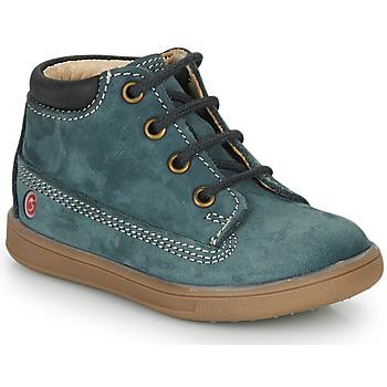 Zapatos Niño Botas de caña baja GBB NORMAN Azul