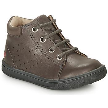 Zapatos Niño Zapatillas altas GBB FOLLIO Gris