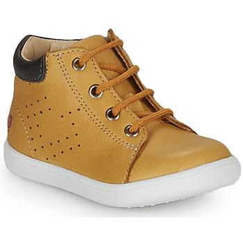 Zapatos Niño Zapatillas altas GBB FOLLIO Ocre