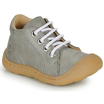 Zapatos Niño Zapatillas altas GBB FREDDO Gris