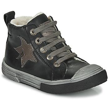 Zapatos Niño Zapatillas altas GBB OCALIAN Gris
