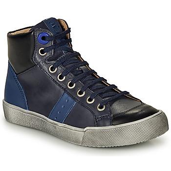 Zapatos Niño Zapatillas altas GBB OSTRAVI Azul
