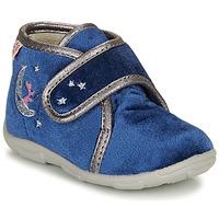 Zapatos Niña Pantuflas GBB OCELINA Azul