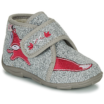 Zapatos Niña Pantuflas GBB OCELINA Gris