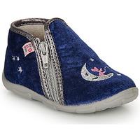 Zapatos Niña Pantuflas GBB OLILE Azul