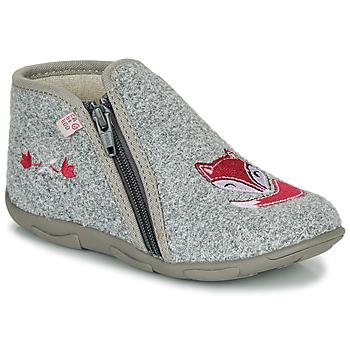 Zapatos Niña Pantuflas GBB OLILE Gris