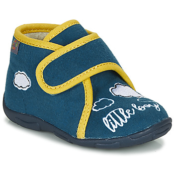 Zapatos Niño Pantuflas GBB OKANDI Azul