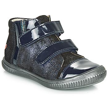 Zapatos Niña Zapatillas altas GBB ODITA Azul