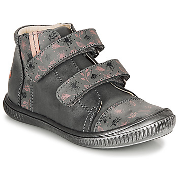 Zapatos Niña Zapatillas altas GBB ODITA Gris