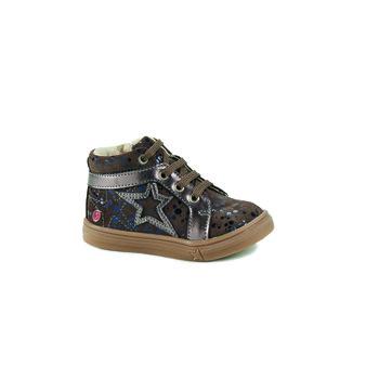 Zapatos Niña Zapatillas altas GBB NAVETTE Beige