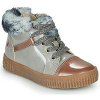 Zapatos Niña Zapatillas altas GBB ORBA Gris