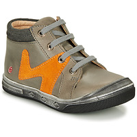 Zapatos Niño Zapatillas altas GBB OLINOU Gris
