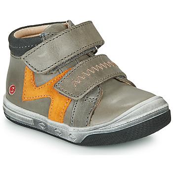 Zapatos Niño Zapatillas altas GBB OGROU Gris
