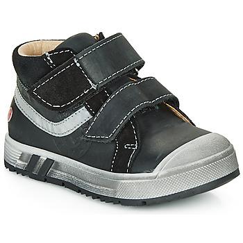 Zapatos Niño Zapatillas altas GBB OMALLO Negro