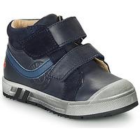 Zapatos Niño Zapatillas altas GBB OMALLO Marino