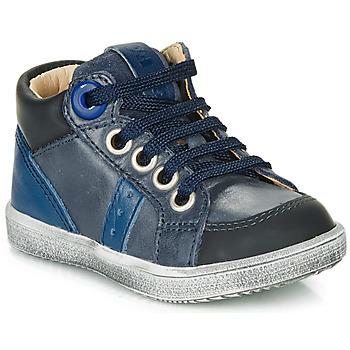 Zapatos Niño Zapatillas altas GBB ANGELITO Azul