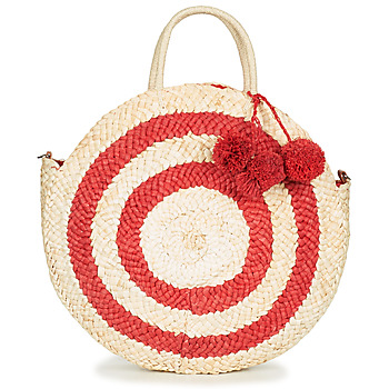 Bolsos Mujer Bolso Betty London JOURILI Rojo / Beige