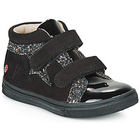 Zapatos Niña Zapatillas altas GBB OHANE Negro