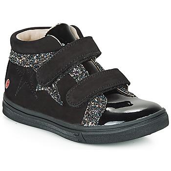 Zapatos Niña Zapatillas altas GBB OHANE Gris