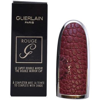 Belleza Mujer Pintalabios Guerlain Rouge G Le Capot Double Miroir wild Jungle 1 Pz