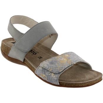 Zapatos Mujer Sandalias Mephisto AGAVE Gris claro