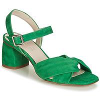 Zapatos Mujer Sandalias Fericelli  Verde
