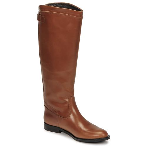 Zapatos Mujer Botas urbanas Jonak BATURINGI Cognac