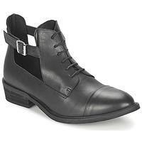 Zapatos Mujer Botas de caña baja Jonak AMADORA Negro