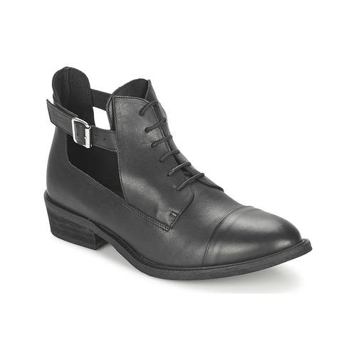 Zapatos casuales salvajes Zapatos especiales Jonak AMADORA Negro