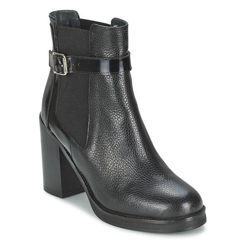 Zapatos de hombres y mujeres de moda casual Jonak DELFIM Negro - Envío gratis Nueva promoción - Zapatos Botines Mujer
