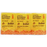 Belleza Productos baño Lixone Glicerina Natural Jabón Piel Sensible 3 X 125 Gr 3 x 125 g