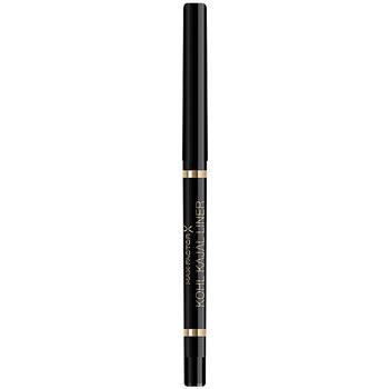 Belleza Mujer Lápiz de ojos Max Factor Khol Kajal Liner Automatic Pencil 001-black 5 g