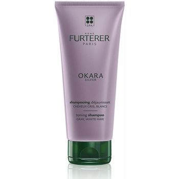 Belleza Champú Rene Furterer Okara Mild Silver Shampoo  200 ml