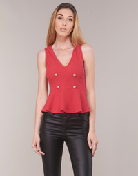 textil Mujer Tops / Blusas Moony Mood KITTILE Rojo