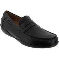Zapatos Hombre Mocasín Mephisto Igor Cuero negro