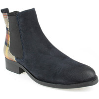 Zapatos Mujer Botines Walkwell L Ankle boots CASUAL Azul