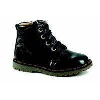 Zapatos Niña Zapatillas altas Catimini CAREA Vvn / Negro - gris / Dpf / Agnese