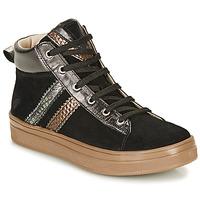 Zapatos Niña Zapatillas altas GBB KIBEL Negro