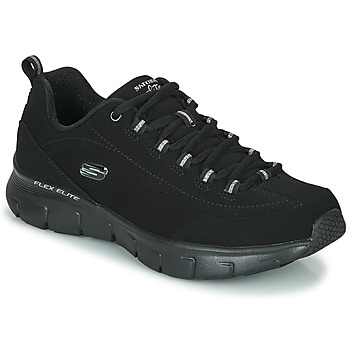 Zapatos Mujer Zapatillas bajas Skechers SYNERGY 3.0 Negro