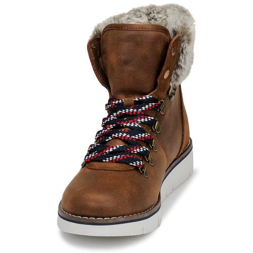 Skechers Bobs Rocky Marrón - Envío Gratis Zapatos Botas De Caña Baja Mujer 63
