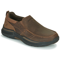 Zapatos Hombre Slip on Skechers EXPENDED Marrón