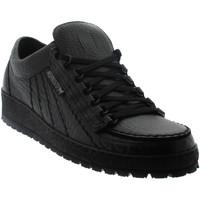 Zapatos Hombre Zapatillas bajas Mephisto RAINBOW Cuero negro