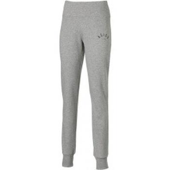textil Mujer Pantalones de chándal Asics Cuffed Pant gris
