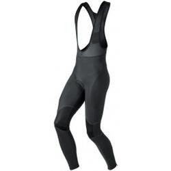 textil Hombre Monos / Petos Odlo Suspenders Cushion negro