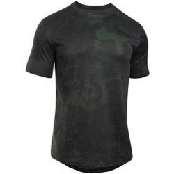 textil Hombre Camisetas manga corta Under Armour Sportstyle Core Tee negro