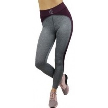 textil Mujer leggings Gymhero Leggins gris