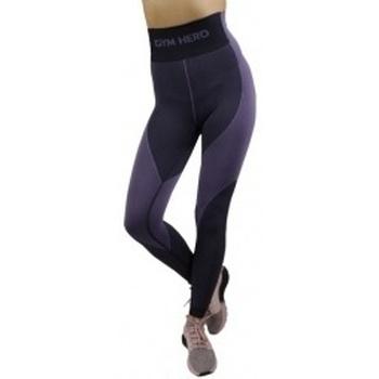 textil Mujer leggings Gymhero Leggins violeta