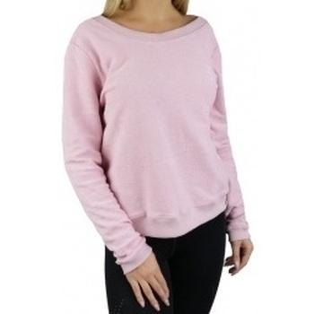 textil Mujer sudaderas Gymhero Hoodie rosa