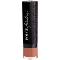 Belleza Mujer Pintalabios Bourjois Rouge Fabuleux Lipstick 001-abracadabeige! 2,4 g